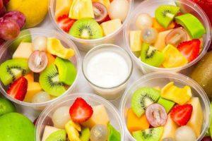 Người ăn chay nên sử dụng nhiều trái cây