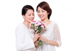 Hoa tươi tặng mẹ sinh nhật