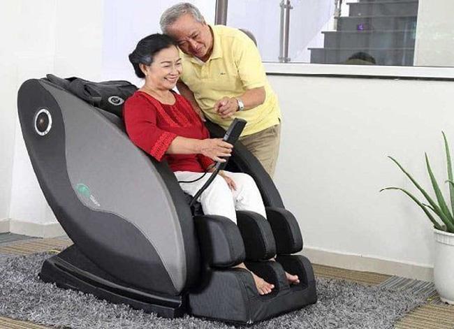 Mua máy massage tặng sinh nhật bố